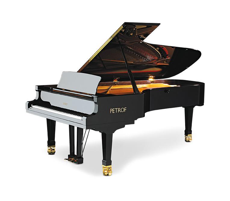 piano - Hudobný odbor
