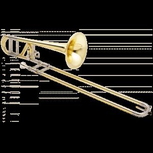 pozauna 300x300 - Hudobný odbor