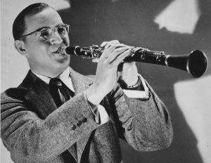 Benny Goodman 300x232 - Big Band