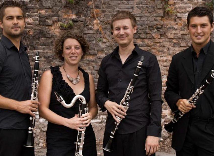 Quatuor Anches Hantees - Komorná hra