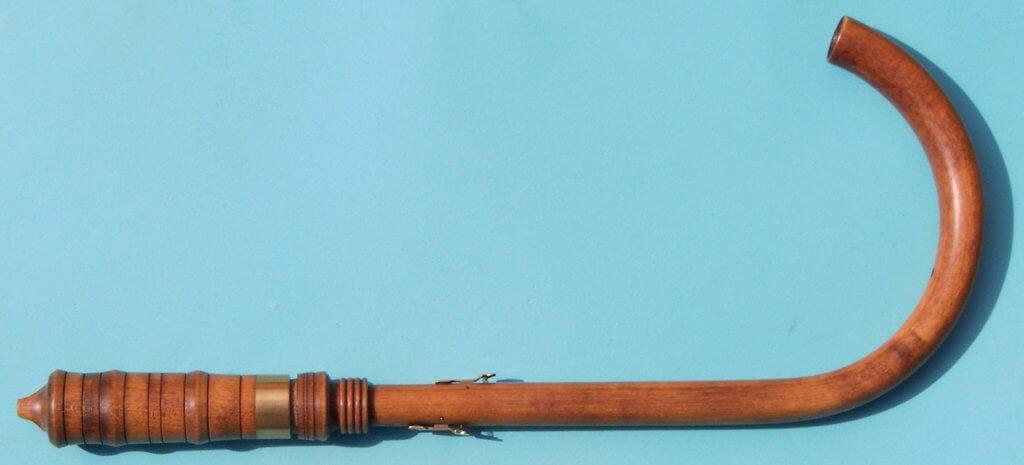 crumhorn 1024x465 1 - História dychových nástrojov