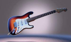 guitar 2925274 1280 300x177 - Hudobný odbor