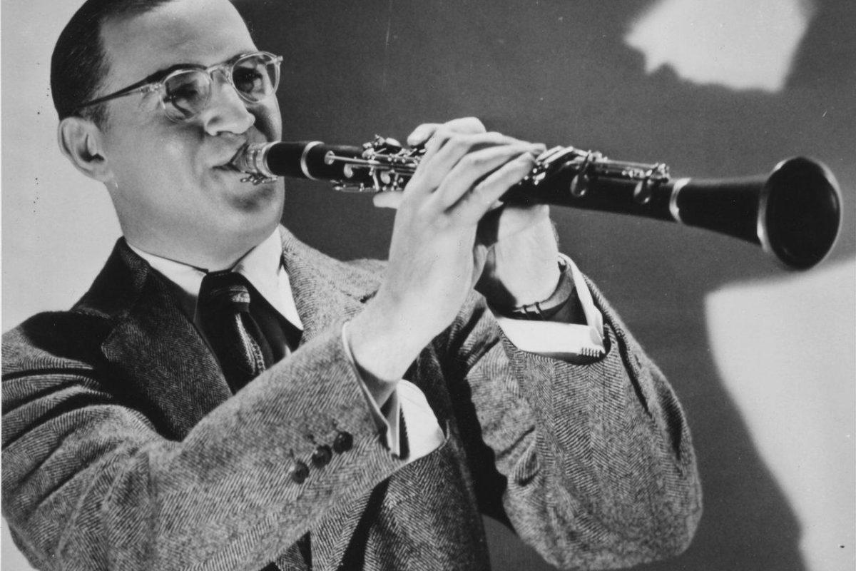 Benny Goodman p561xqf30qei05o2ekoz3id0c9lqhhseso7y5bge9s - Big Band